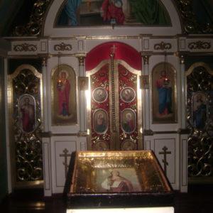 17.12. 2018 рік. Свято храму святої великомучениці Варвари.
