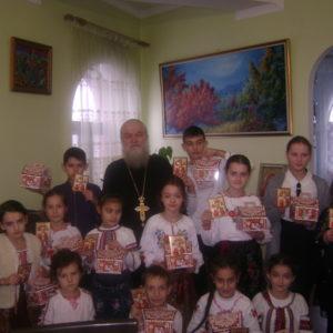 19. 12. 2018 р. День пам'яті Святителя Миколая Чудотворця.